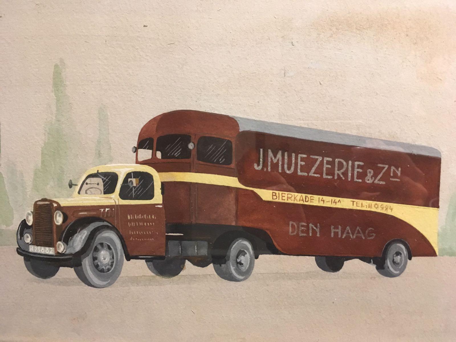 Muezerie Service is al sinds 1879 een begrip in Den haag en omgeving.